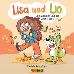 Lisa und Lio - Das Mädchen und der Alien-Fuchs (eBook, PDF) - Schreiter, Daniela