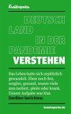 Deutschland in der Pandemie verstehen