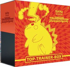 Pokémon SWSH04 Top-Trainer Box