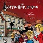 Die Göttinger Sieben, Folge 1: Alte Damen in Not (MP3-Download)