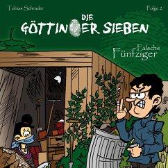 Die Göttinger Sieben, Folge 2: Falsche Fünfziger (MP3-Download) - Schrader, Tobias