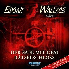 Edgar Wallace - Der Krimi-Klassiker in neuer Hörspielfassung, Folge 3 (MP3-Download) - Wallace, Edgar