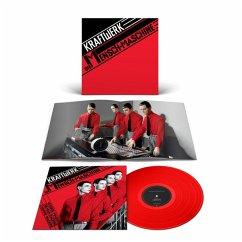 Die Mensch-Maschine(German Version)(Colored Vinyl) - Kraftwerk