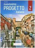 Nuovissimo Progetto italiano 2 - Libro dello studente