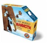 Madd Capp Shape Puzzle Junior Mammut 100 T.