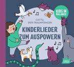 Kinderlieder zum Auspowern, 1 Audio-CD