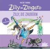 Zilly und Zingaro. Zilly, die Zauberin, 1 Audio-CD