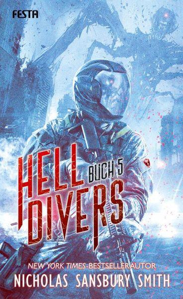 Buch-Reihe Hell Divers
