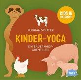 Kids in Balance. Kinder-Yoga. Ein Bauernhof-Mitmach-Abenteuer, 1 Audio-CD