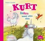 EinHorn kommt selten allein / Kurt Einhorn Bd.2 (Audio-CD)