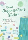 Perfekt organisiert! 1111 Sticker für Kalender, Lehrerplaner und Notizbuch