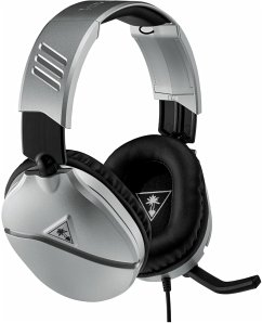 Turtle Beach Recon 70 Silber Over-Ear Stereo Gaming-Headset