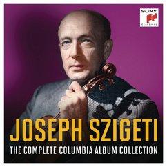 Joseph Szigeti-The Complete Columbia Album Coll. - Szigeti,Joseph