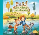 Du schaffst das, Leo! / Die wilden Waldhelden Bd.4 (1 Audio-CD)