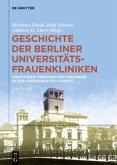 Geschichte der Berliner Universitäts-Frauenkliniken
