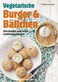 Vegetarische Burger und Bällchen (Mängelexemplar)