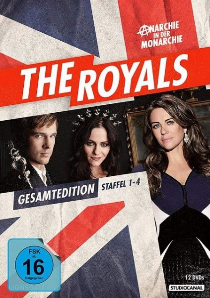 The Royals Staffel 4 Deutsch