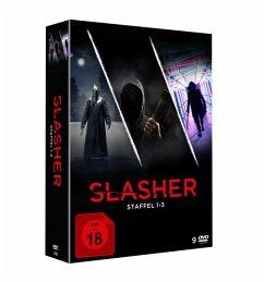 Slasher - Staffel 1 - 3 Special Edition