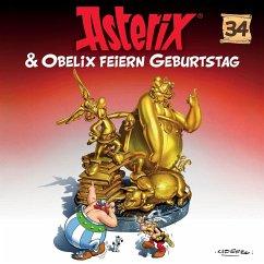 Asterix - Asterix & Obelix feiern Geburtstag, 1 Audio-CD