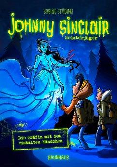 Die Gräfin mit dem eiskalten Händchen / Johnny Sinclair Bd.3 (Mängelexemplar) - Städing, Sabine