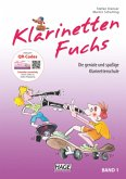 Klarinetten Fuchs, m. Audio-CD