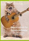 Gitarrenschule für Grundschulkinder