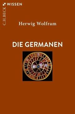Die Germanen - Wolfram, Herwig
