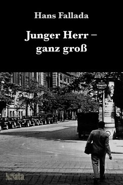 Junger Herr ganz groß (eBook, ePUB) - Fallada, Hans