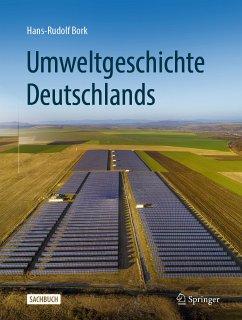 Umweltgeschichte Deutschlands (eBook, PDF) - Bork, Hans-Rudolf