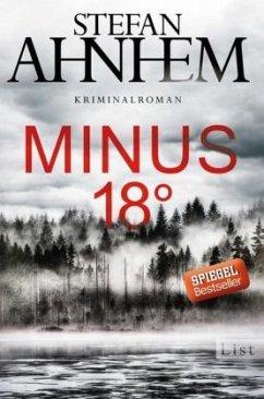 Minus 18 Grad / Fabian Risk Bd.3 (Restexemplar) - Ahnhem, Stefan