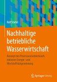 Nachhaltige betriebliche Wasserwirtschaft (eBook, PDF)