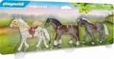 PLAYMOBIL® 70683 3 Pferde