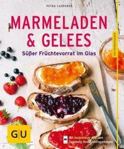 Marmeladen & Gelees (Mängelexemplar) - Casparek, Petra