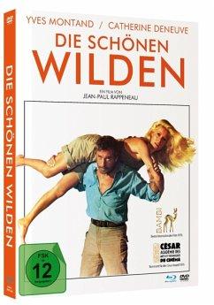 Die schönen Wilden-Limited Mediabook (DVD+Blu-ra - Montand,Yves/Deneuve,Catherine/Roberts,Tony