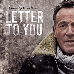 Letter To You (140g Black Vinyl) - Springsteen,Bruce