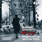 Maigret und die verrückte Witwe (MP3-Download)