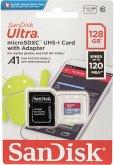 SanDisk Ultra microSDXC A1 128GB 120MB/s Adapt.SDSQUA4-128G-GN6MA