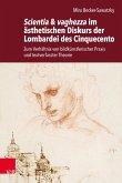 Scientia & vaghezza im ästhetischen Diskurs der Lombardei des Cinquecento