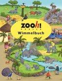 Zoo(h)! Zürich Wimmelbuch