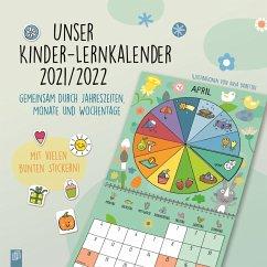 Unser Kinder-Lernkalender 2021/2022 - Unser Kinder-Lernkalender 2021/2022