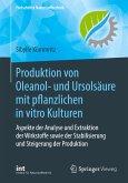 Produktion von Oleanol- und Ursolsäure mit pflanzlichen in vitro Kulturen