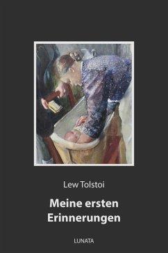 Meine ersten Erinnerungen (eBook, ePUB) - Tolstoi, Lew