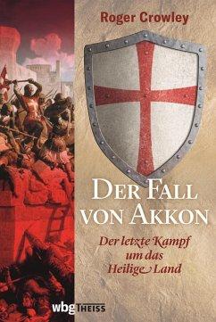Der Fall von Akkon (eBook, ePUB) - Crowley, Roger