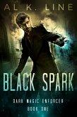 Black Spark (Dark Magic Enforcer, #1) (eBook, ePUB)
