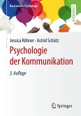 Psychologie der Kommunikation (eBook, PDF)