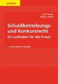 Schuldbetreibungs- und Konkursrecht (eBook, PDF)