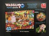 Wasgij Mystery - Geburtstagsüberraschung! (Puzzle)