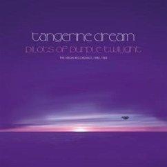 Pilots Of Purple Twilight (Remastered 2020) - Tangerine Dream
