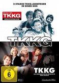 TKKG: Das Geheimnis um die rätselhafte Mind-Machine & TKKG: Ein Fall für TKKG - Drachenauge DVD-Box