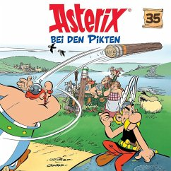 Asterix - Asterix bei den Pikten, 1 Audio-CD